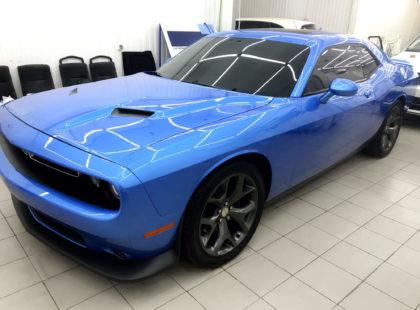Отзыв владельца Dodge Challenger