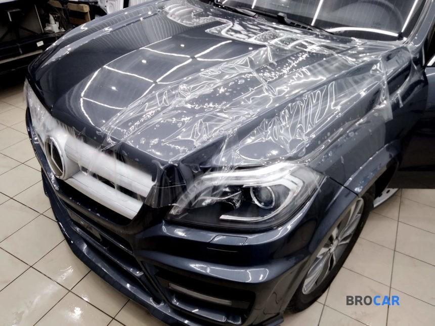 Mercedes-Benz - GL-Class,2013 4