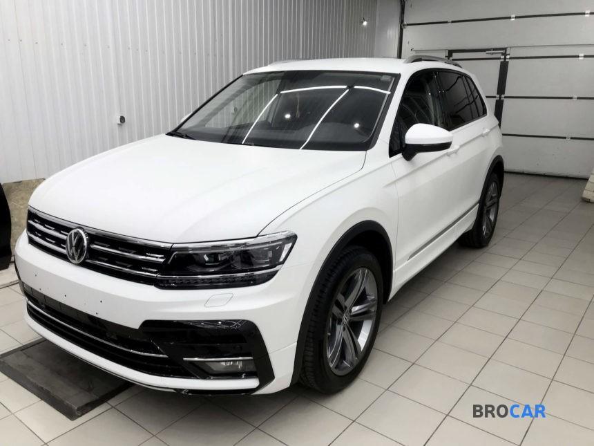 Volkswagen - Tiguan,2018