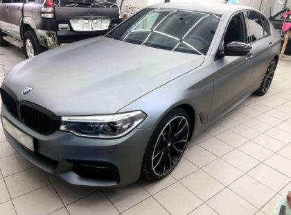 Отзыв владельца BMW 5 series
