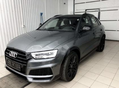 Отзыв владельца Audi Q3
