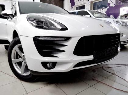 Защита кузова нового PorscheCayenne