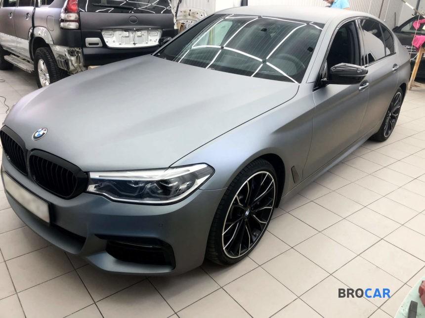 BMW - 5series,2017